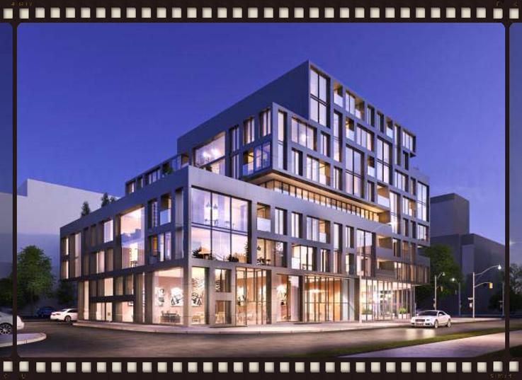 SIX25BV Bayview Village 8 Storey Boutique Luxury Building